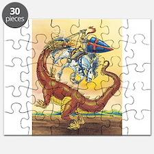 Knight & Dragon Puzzle
