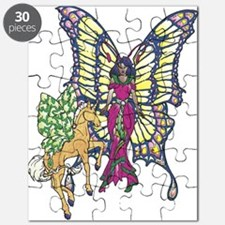 Butterfly Princess Puzzle