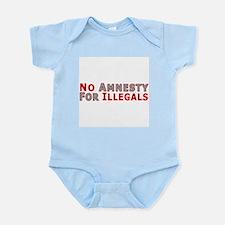 No Amnesty D23 Infant Creeper
