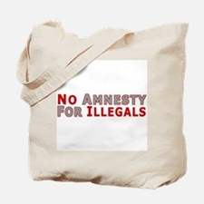 No Amnesty D23 Tote Bag
