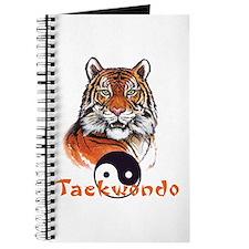 Taekwondo tiger Journal