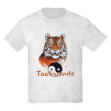 Taekwondo tiger T-Shirt