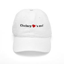 Chelsey loves me Baseball Cap