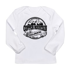 Copper Mountain Old Circle Long Sleeve Infant T-Sh