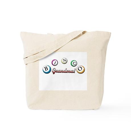 BINGO Grandma! - Tote Bag