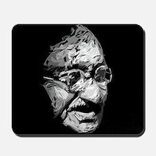 Gandhi, Art Print Mousepad