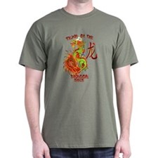 Year Of The Dragon-2012 T-Shirt