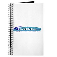 Cute Open water swim Journal