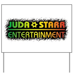 JUDA STARR Yard Sign