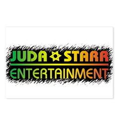 JUDA STARR Postcards (Package of 8)
