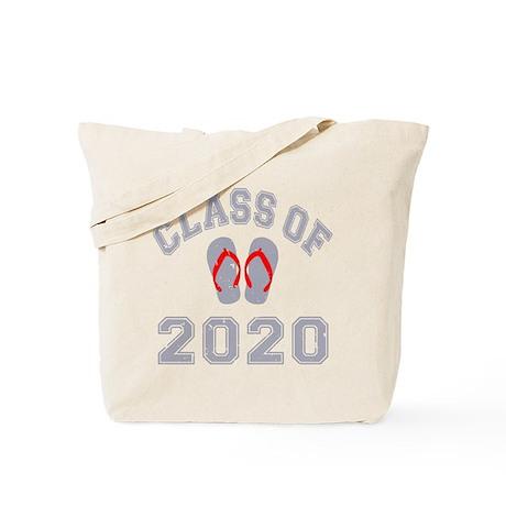 Class Of 2020 Flip Flop Tote Bag