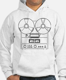 Reel To Reel Jumper Hoody