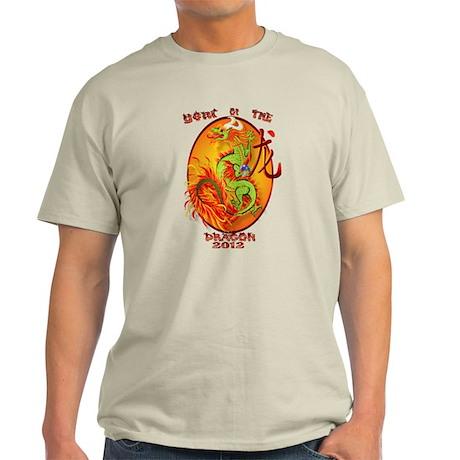 Year Of The Dragon Light T-Shirt