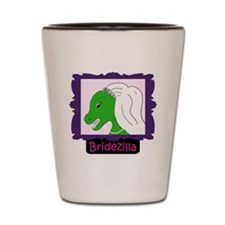 Bridezilla Shot Glass
