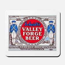 Pennsylvania Beer Label 14 Mousepad