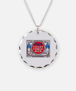 Pennsylvania Beer Label 14 Necklace Circle Charm