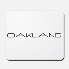 Oakland (www.repoakland.com) Mousepad