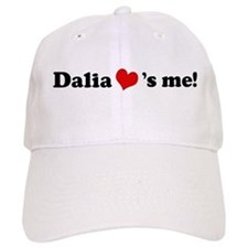 Dalia loves me Baseball Cap