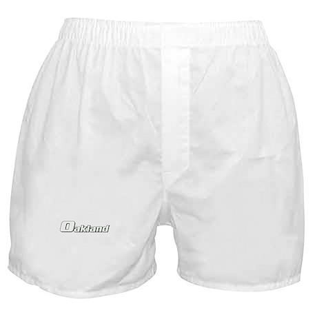 Oakland (www.repoakland.com) Boxer Shorts