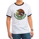 Mexico Coat Of Arms Ringer T