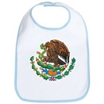 Mexico Coat Of Arms Bib