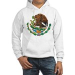 Mexico Coat Of Arms Hooded Sweatshirt