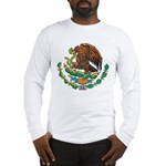 Mexico Coat Of Arms Long Sleeve T-Shirt