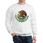 Mexico Coat Of Arms Sweatshirt
