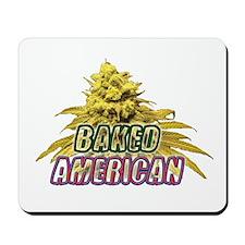 Baked American Mousepad