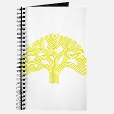 Oakland Tree Yellow Journal