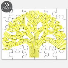 Oakland Tree Yellow Puzzle