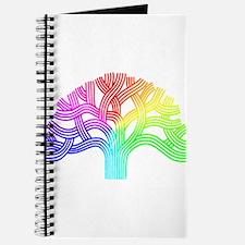 Oakland Tree Rainbow Journal