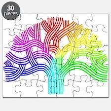 Oakland Tree Rainbow Puzzle
