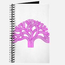Oakland Tree Pink Journal