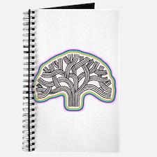 Oakland Tree Rainbow Halo Journal
