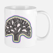 Oakland Tree Rainbow Halo Mug