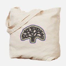 Oakland Tree Rainbow Halo Tote Bag