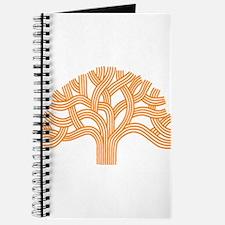 Oakland Tree Orange Journal