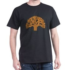 Oakland Tree Orange T-Shirt