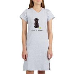 Affenpinscher Life Women's Nightshirt