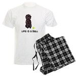 Affenpinscher Life Men's Pajamas