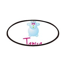 Tanya the snow woman Patches