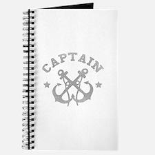 Vintage Captain Journal
