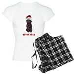 Affenpinscher Christmas Women's Pajamas