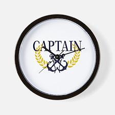 Captain Wall Clock