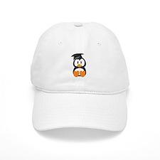 Custom Graduation Penguin Baseball Cap