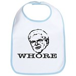 Newt Gingrich: Whore Bib