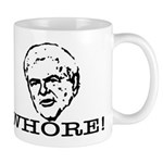 Newt Gingrich: Whore Mug