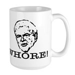 Newt Gingrich: Whore Large Mug