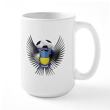 Ukraine 2012 Soccer Champions Mug